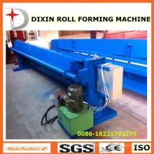 Maquinaria de corte de hojas de metal Dx