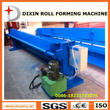Máquina de corte de folhas de metal Dx