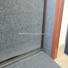 Temporary Wood Door Protection From Dog Scratching