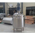 Stainless Steel Jacketed Heating Mixing Tank with Scraper