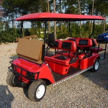 Top OEM brand 6 person golf carts