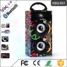 Rechargeable Mini Voptop Speaker Portable Srereo car subwoofer solar powered wireless outdoor speaker