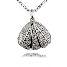 Snh Hot Sale Shell Shape Pearl Jewelry Pendant