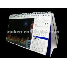 2015 Personalized OEM 3D Calendar for Gift