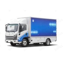 camion électrique longue portée