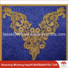 Fios Shinning Lace Trimming para Roupas 3057