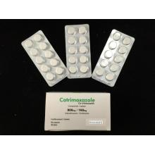 Cotrimoxazol tabletas BP / USP 800mg / 160mg