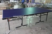 Popular fitness equipment table tennis table for sale