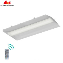 High Quality Listed 120lm/w Led Office Light Panel Led Light Office LED troffer light with motion sensor