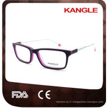 petite taille Mode à la mode styles acétate optique montures et lunettes lunettes