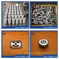 Piezas de motores hidráulicos para aplicaciones industriales