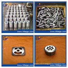 Pièces de moteur hydraulique pour applications industrielles