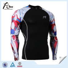 Cheap Running Wear Cool Rash Guard