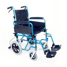 folding wheelchair for handicapped