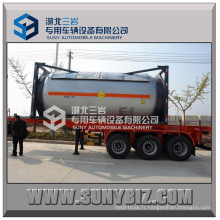 T50 20ft Q345r 24000L ISO LPG Tank Container