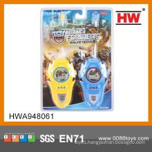 Wholesale plastic children walkie talkie toy