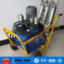 Hydraulic Electric split rocks machine prices