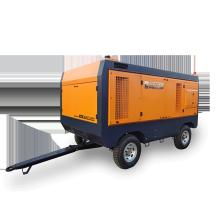compressor de ar portátil para plataformas de perfuração de poços de água