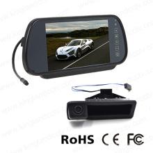 Auto-Back-up-Kamera-System mit 7inch Spiegel Monitor