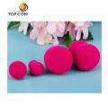 sponge blending package wholesale powder puff pink makeup sponge puff
