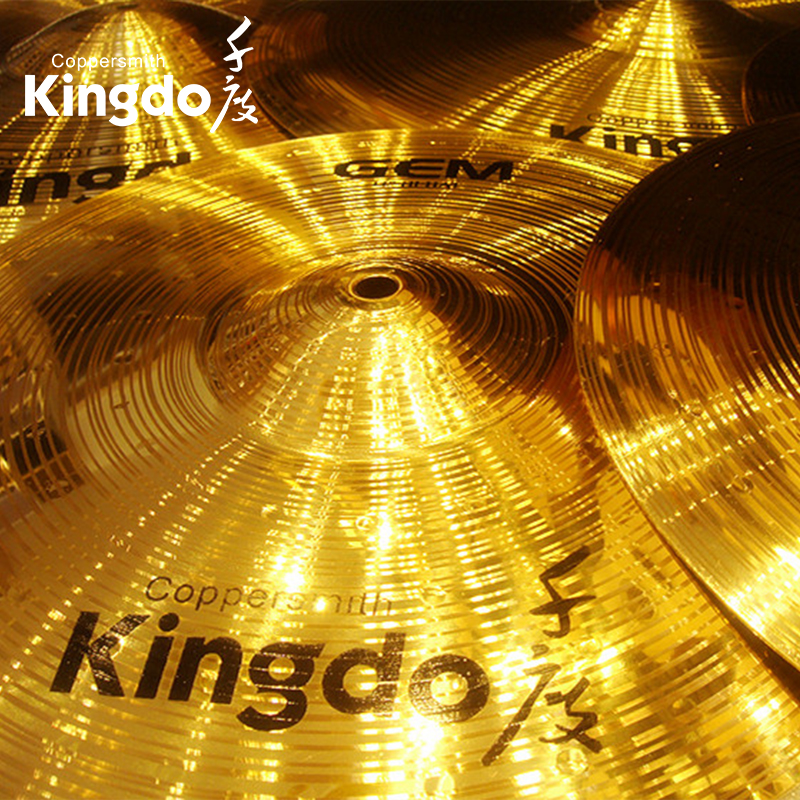 Drumset Brass Cymbals