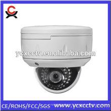 Caméra domotique IP à 1.3 VMP imperméable à la vapeur