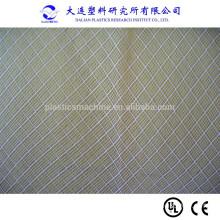 plastic diamond net machine