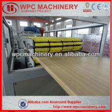Высококачественная деревообрабатывающая пвх-дверная машина wpc