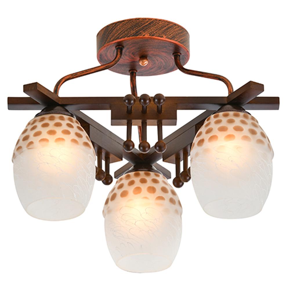 Ceiling Lamp On Light