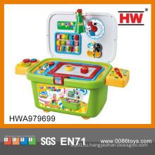 Популярные популярные детские пластиковые столы Развивающие игрушки