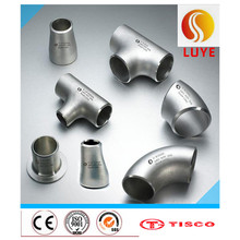 Stainless Steel Hot Rolled Elbow