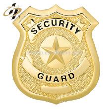 Porte-badge en métal de bureau personnalisé en gros
