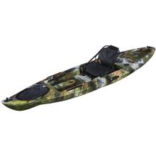 LSF Single Seat One Person 12FT Fishing Kayak Sit On Top Canoe LLDPE Plastic Kayak