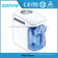 Машина для наполнения дистиллированной водой лабораторного электропривода