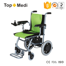 Topmedi Super Light Weight Electric Power Mobility Wheelchair