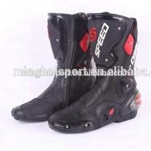 Fashionable Motorcycle boots Motocross Racing shoes Motorbike scooter boots