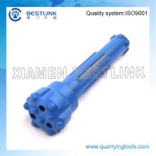Brocas de presión de aire de alta calidad Br1 76 mm para cantera