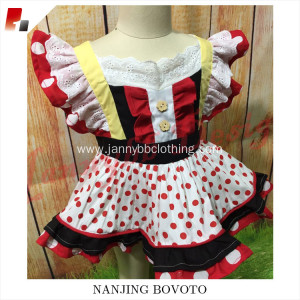 boutique remake sets mickey cartoon kids suits