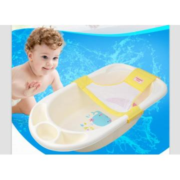 Halv Baby Bath Net Bad Säng Stol