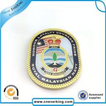 Emblema relativo à promoção personalizado do Pin de metal do tamanho