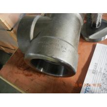 ASTM A420 / 420m de baja temperatura forjado de carbono y accesorios de acero de aleación de tubería