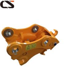 Acoplador rápido hidráulico mecânico da máquina escavadora