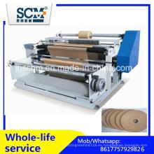 Rebobinadora de papel Kraft