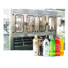 Máquina de embalagem de suco de garrafa de plástico