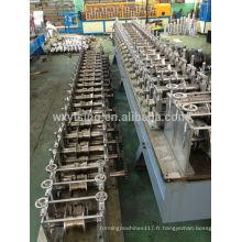 YTSING-YD-4333 Passé cadre de porte CE et ISO faisant la machine, rouleau de cadre de porte en acier formant la machine