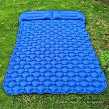 Компактные спальные коврики для кемпинга с двойным надуванием TPU