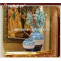 Ventes directes en usine Fabriqué en Chine Pièce unique pour la décoration intérieure Vase en céramique antique