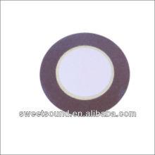 Céramique piezo-céramique de 27 mm pzt