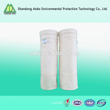 Hot sales polyester dust filter bag for steel industry
