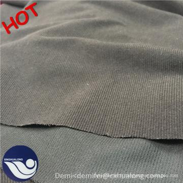 Tissu super poly 100% polyester utilisé pour les uniformes